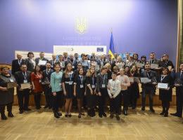 Геннадій Зубко відзначив кращі практики місцевого самоврядування