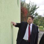 Губернатор Житомирської області Ігор Гундич перевірив, як іде реконструкція 2 шкіл у Бердичівському районі