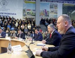 Дніпропетровщина – це східний комунікаційний логістичний хаб України, — Зубко