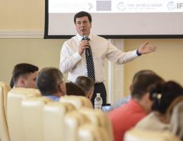 Геннадій Зубко виступає за створення платформи для ОСББ на прикладі Prozorro