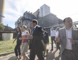 Модернізація заводу «Енергія» має стати успішним прикладом для всієї країни, — Зубко
