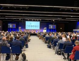 «3D» – три принципи світового тренду в енергоефективності, — Зубко у Дубліні