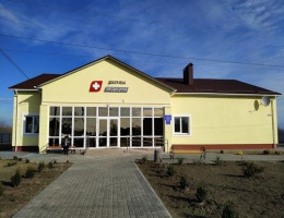 У Вінницькій області введено в експлуатацію 5 нових сільських амбулаторій